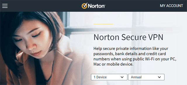 is norton vpn good for privacy