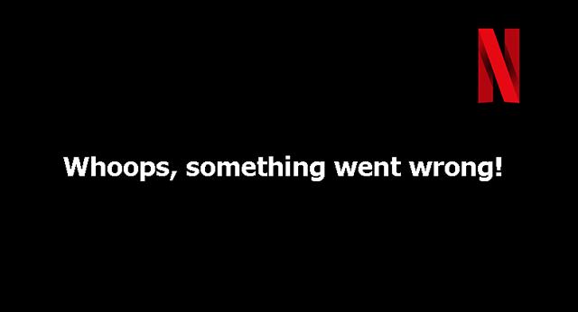 vpn not working on netflix blocking erros message