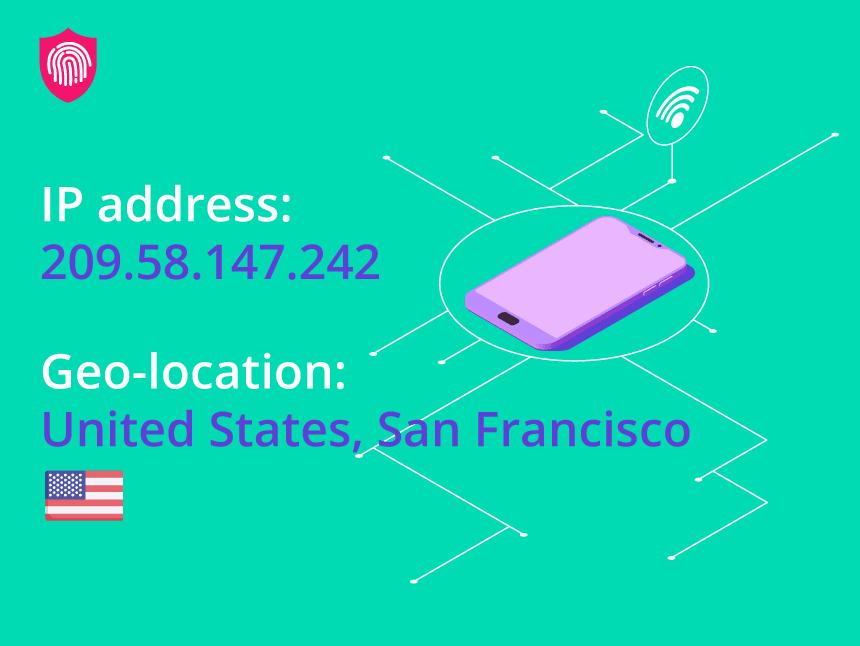 hiding my IP address: unprotected exposed IP data