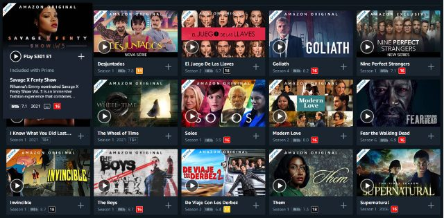 Best VPNs for Amazon Prime- watch Prime Video with VPN to unlock new titles